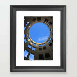 Cylinder  Framed Art Print