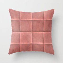 Baby Rose Paper Throw Pillow