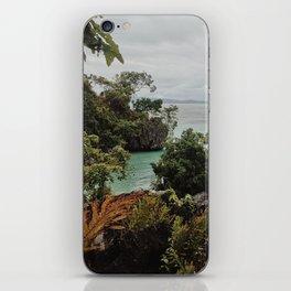 Paradise Island iPhone Skin