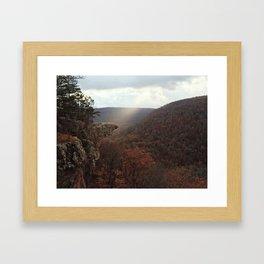 Whitaker Autumn Framed Art Print