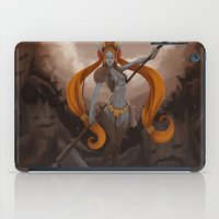 ellie goulding iPad Cases featuring Ellie by Chelles