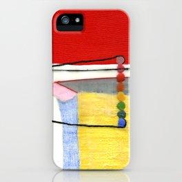 Rainbow Box iPhone Case