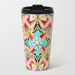 Boho Gypsy Caravan Travel Mug