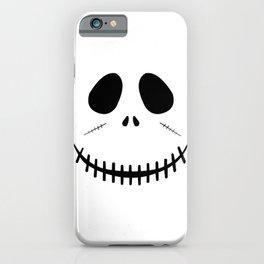 Zombie Face iPhone Case