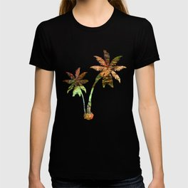 Abstract Water Reflection T-shirt