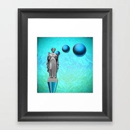 Acension  Framed Art Print