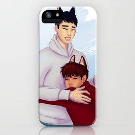 Wolf Kaisoo iPhone Case