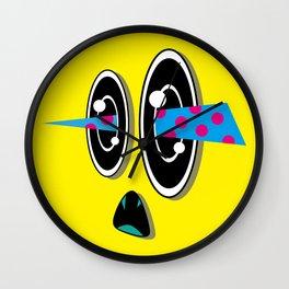NOiSE (Original Characters Art By AKIRA) Wall Clock