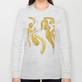Study for The Dance Matisse Long Sleeve T-shirt