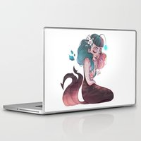 laia Laptop & iPad Skins featuring Scorpio by Laia™