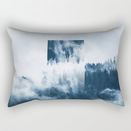 dissonance 3 Rectangular Pillow