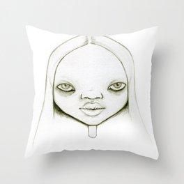 Amadela Throw Pillow
