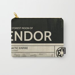 Forest Moon of Endor Carry-All Pouch