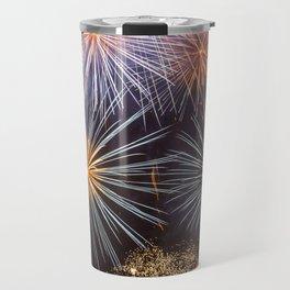Fireworks on Sydney Harbour Travel Mug
