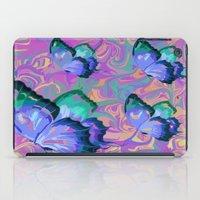 butterflies iPad Cases featuring butterflies by Shea33