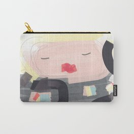 Be a doll - Vindi Vindaloo Design Carry-All Pouch