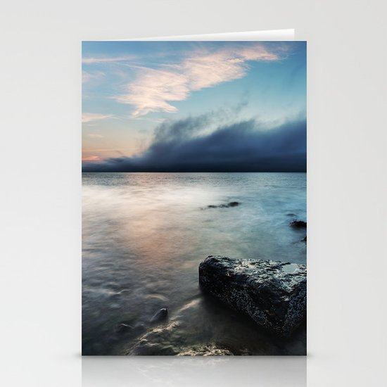 The Coming Fog Stationery Cards