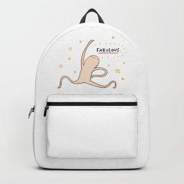 Honest Blob - Fabulous Backpack