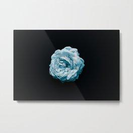 BLACK N' BLUE Metal Print