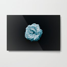 BLACK N' BLUE Metal Print