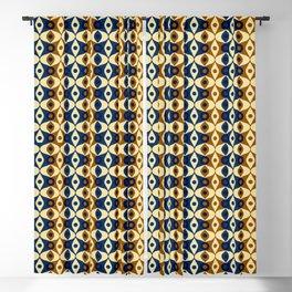 Hornsea Studiocraft Graphic Pattern 1966 2 Blackout Curtain
