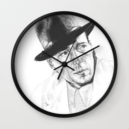Play it again Wall Clock