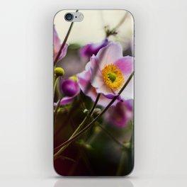 windflower iPhone Skin