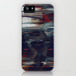 the hearts filthy lesson iPhone Case
