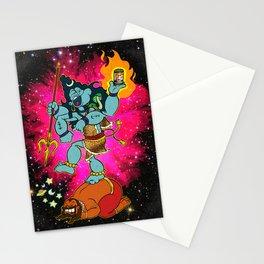 ShivaXPopeyeXNataraja Stationery Cards