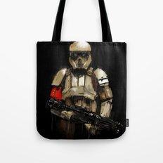 Trooper Tote Bag
