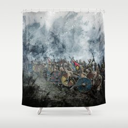The Great Army Shower Curtain