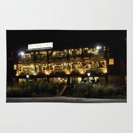 Dickens inn Pub  Rug