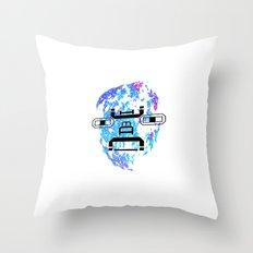 Letterman Throw Pillow