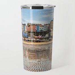 Tenby  Harbour Travel Mug