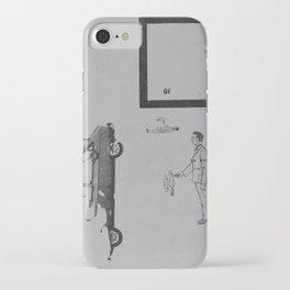 Der nächste Wagen ist ein einsam III iPhone Case
