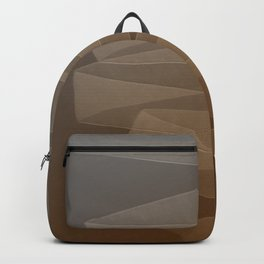 Abstract forms 32 Backpack
