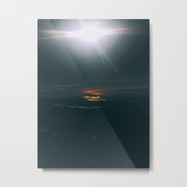 from above Metal Print