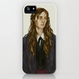 Jo March iPhone Case