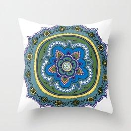 Easy Tabrizi Throw Pillow