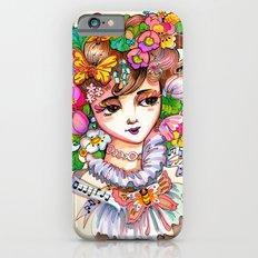 Papillon une Fille Slim Case iPhone 6s