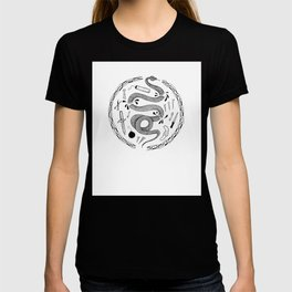 Snake in Chains T-shirt