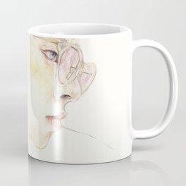 Blushing Yellow Coffee Mug