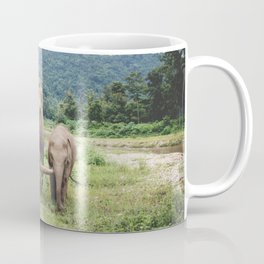 Elephant Love Coffee Mug