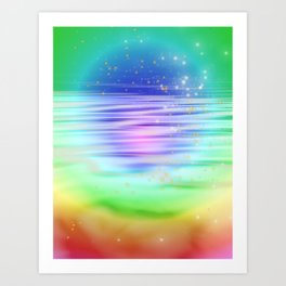 """""""Morning Dew"""" For iphone Art Print"""
