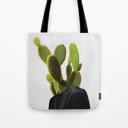 Cactus Woman 1 Tote Bag