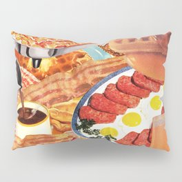 The Most Important Meal Pillow Sham