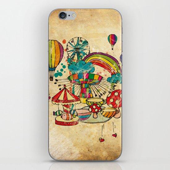 Funfair! iPhone & iPod Skin