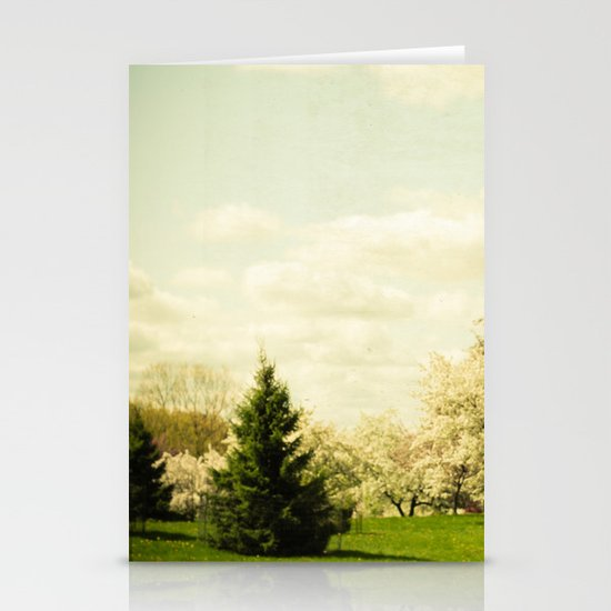 In a Land Far Away Stationery Cards