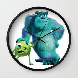rilex Monster Inc Wall Clock