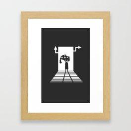 Crona Fury  Framed Art Print